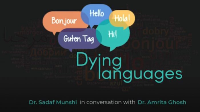 DYING LANGUAGES