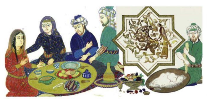 Seljuk family dinner