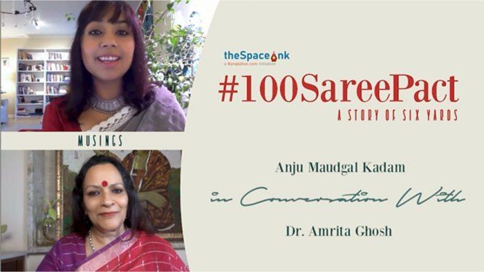 Video Cover-Saree Musings-Anju Kadam