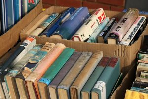 used books pixabay